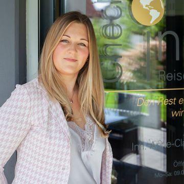Reisebüro Check-In Schopfheim - Anne-Claire Volz